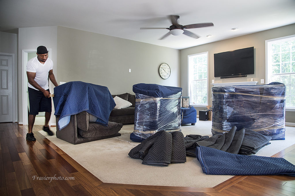 Interior Moving Services